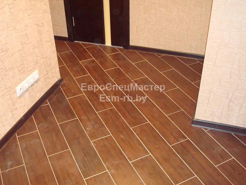 плитка для пола на кухню и в коридор вошел структуру